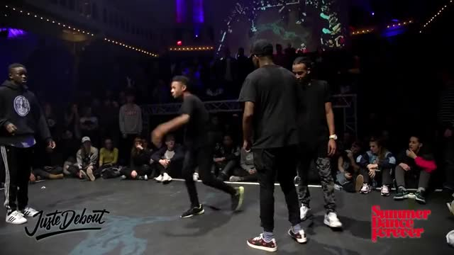 Watch and share Final Hiphop  - JUSTE DEBOUT HOLLAND 2016 GIFs on Gfycat
