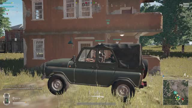Watch PLAYERUNKNOWN'S BATTLEGROUNDS  7_22_2017 11_00_55 PM GIF on Gfycat. Discover more related GIFs on Gfycat