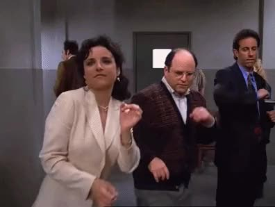 Watch and share Seinfeld He Seinfeld He Elaine George Jerry Seinfeld FezH Elaine George Jerry Seinfeld FezH Jerry,FezH,Seinfeld,Elaine,Soup Nazi,George (reddit) GIFs by ehstrdcfg on Gfycat