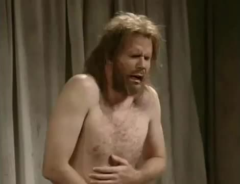 cry, saturday night live, sculpture class, snl, terrence maddox, will ferrell, Sad Terrence Maddox Will Ferrell SNL GIFs