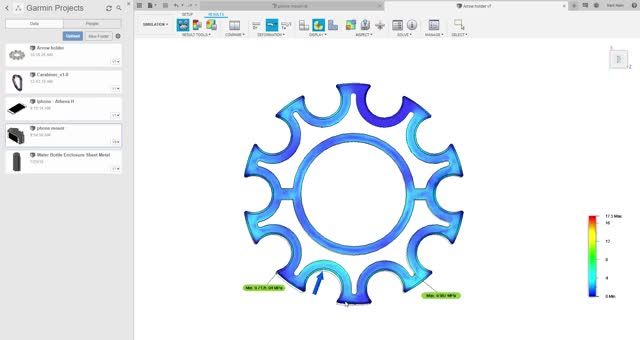 Watch and share Autodesk Fusion 360 (Education License) 7 27 2019 10 29 38 AM GIFs on Gfycat