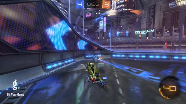 Watch Goal 8: Macgruber GIF by Gif Your Game (@gifyourgame) on Gfycat. Discover more Gif Your Game, GifYourGame, Goal, Macgruber, Rocket League, RocketLeague GIFs on Gfycat