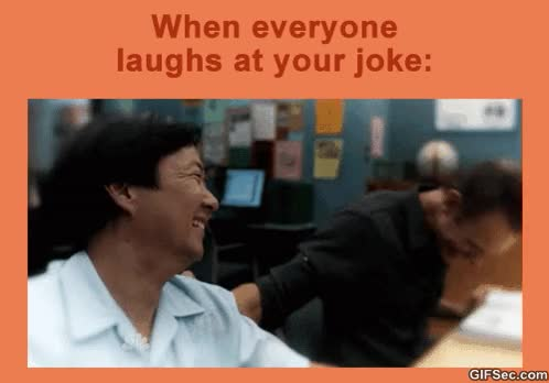 Watch and share Jokes GIFs on Gfycat