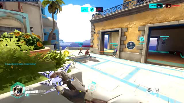 Watch vlc-record-2018-12-11-21h52m15s-Overwatch 2018.12.10 - 21.27.13.09.DVR.mp4- GIF by @atlasisninja on Gfycat. Discover more related GIFs on Gfycat