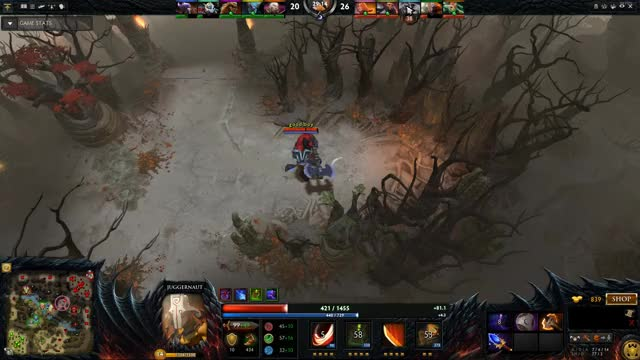 Watch Using Blademail In 1k Bracket GIF by @redspadedude on Gfycat. Discover more dota, dota2 GIFs on Gfycat