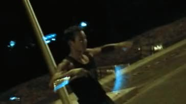 Watch and share Ice Nunchuck Bright GIFs and Actor Tony Nguyen GIFs by Tony Nguyen SF on Gfycat