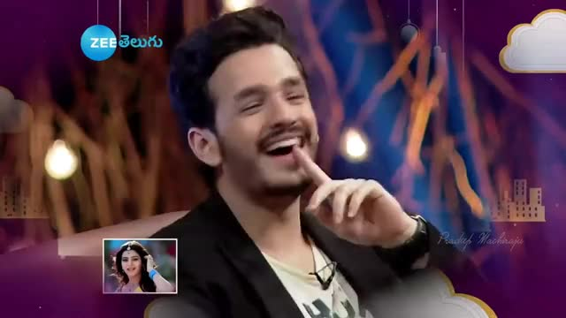 Konchem Touch Lo Unte Chepta Season 3 Akhil Akkineni Promo 2 Pradeep Machira Gfycat