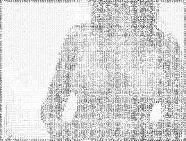 Ascii art tits, allison loz nude