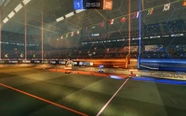 Watch and share Rocket League GIFs and Wow GIFs on Gfycat
