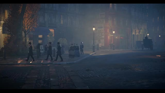 Assassins Creed Syndicate Unity Cinematic Tests