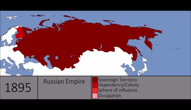 Watch and share Rise And Fall Of The Russian Empire (v2) GIFs on Gfycat