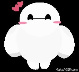 Watch and share Chibi Baymax Gif GIFs on Gfycat