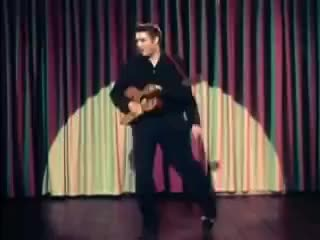 Watch Elvis - Blue Suede Shoes2 GIF on Gfycat. Discover more related GIFs on Gfycat