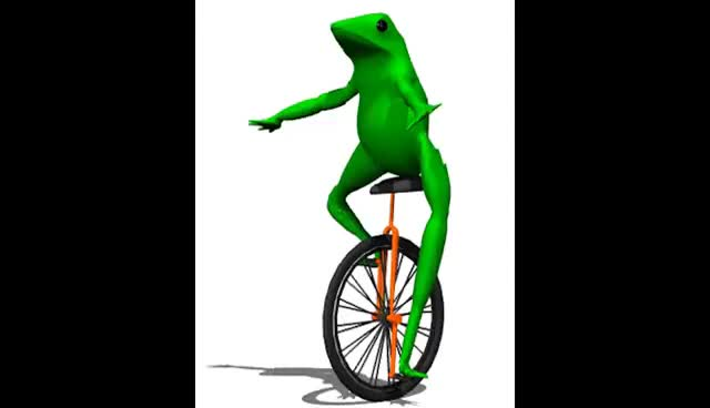 Watch and share Dat Boi *Clean Version* GIFs on Gfycat