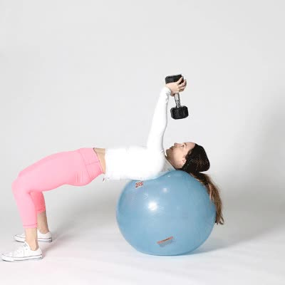Watch and share 400x400-Dumbbell Pullover GIFs by Healthline on Gfycat
