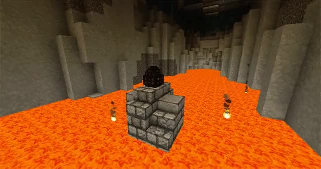 Watch and share Minecraft GIFs by pixelbat on Gfycat