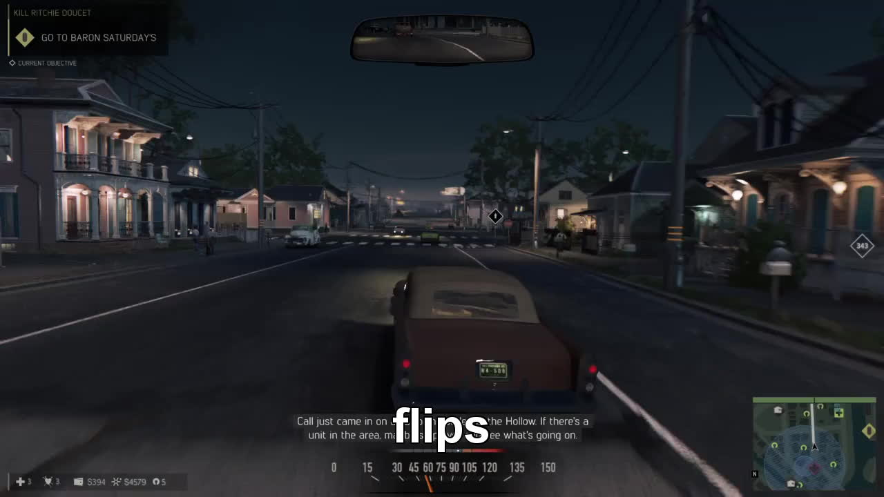 mafia 3, mafia iii, mafia3, Do A Barrel Roll... GIFs