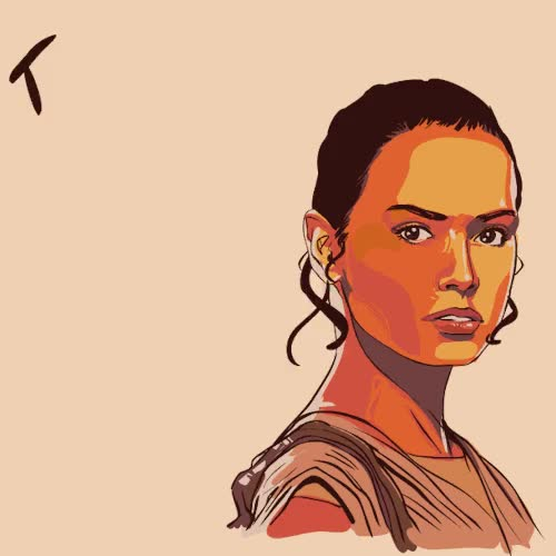 Watch and share Fight Like A Girl GIFs and Daisy Ridley GIFs by Reactions on Gfycat