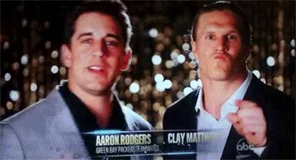 Watch and share Clay Matthews GIFs on Gfycat