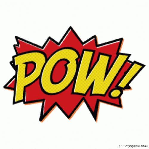 Watch and share Batman Pow GIFs on Gfycat