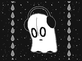 Watch and share Napstablook Gif By Wingedwolf94 GIFs on Gfycat