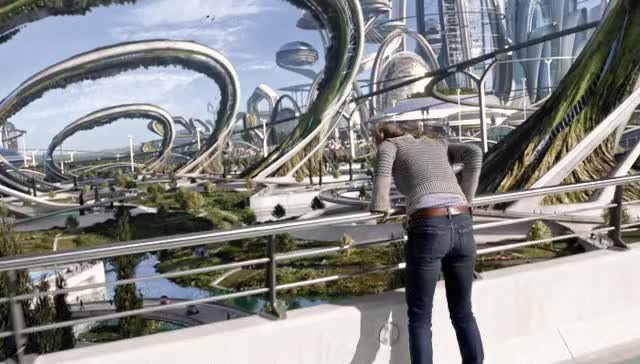 Watch tomorrowland movie GIF on Gfycat. Discover more related GIFs on Gfycat