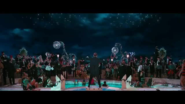 Watch The Great Gatsby Fireworks GIF on Gfycat. Discover more ennio morricone, leonardo dicaprio, soundtrack, two steps from hell GIFs on Gfycat