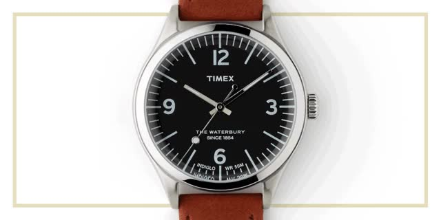 Watch and share Mr. Porter X Timex Just Launched An Exclusive Watch Collection GIFs on Gfycat