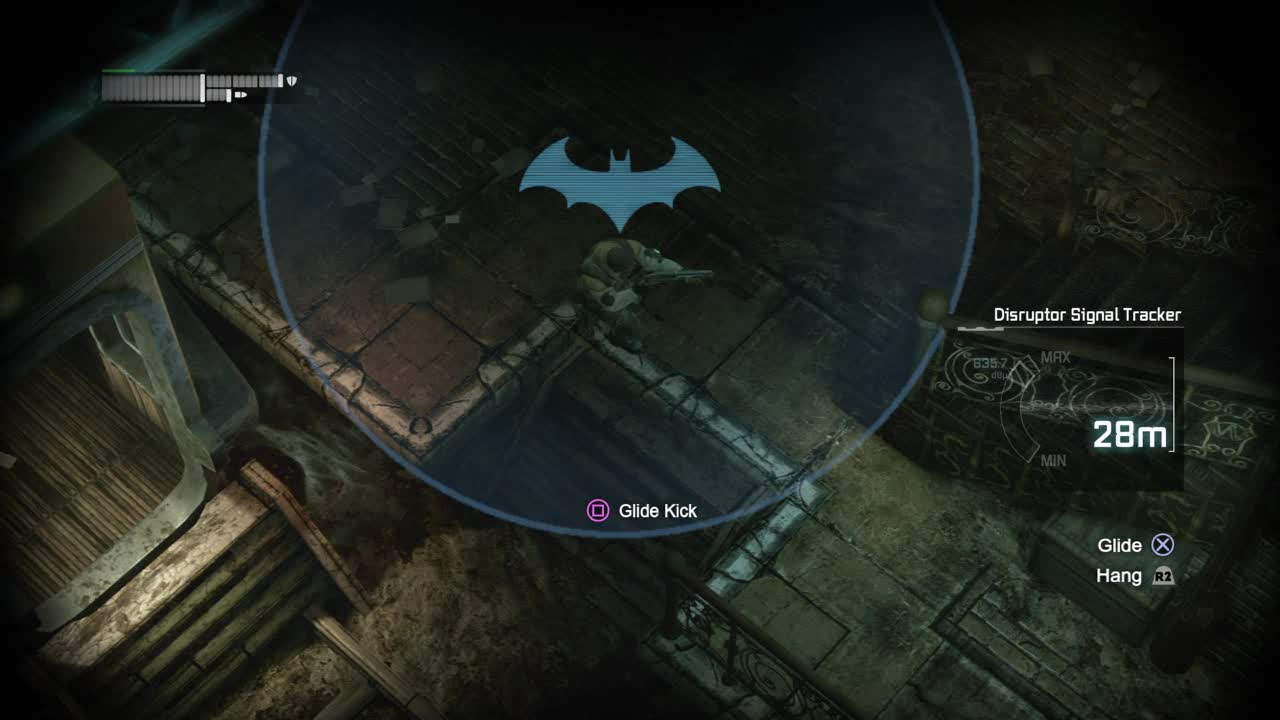 arkham city, batman, gamephysics, gaming, [Arkham City] What's going on?! GIFs