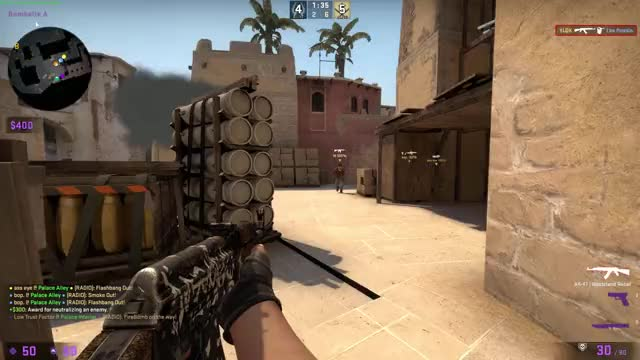 Watch and share Ak Kill GIFs by whifflander on Gfycat