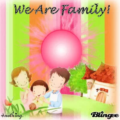 Watch and share We Are Family Pictures GIFs on Gfycat
