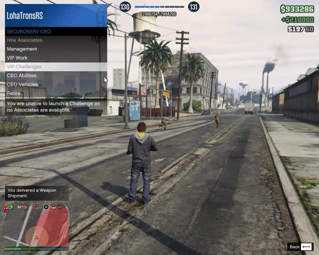 Watch Grand Theft Auto V 2019.01.23 - 16.08.35.02.DVR Trim GIF by @lohatronsrs on Gfycat. Discover more grandtheftautov GIFs on Gfycat