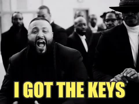 Watch this dj khaled GIF by Reaction GIFs (@sypher0115) on Gfycat. Discover more Dj Khaled, key, keys, major key GIFs on Gfycat