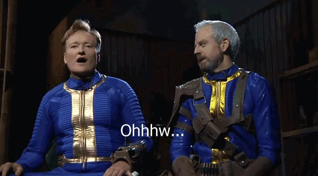Watch and share Conan O'brien GIFs and Videogame GIFs by charfatos on Gfycat