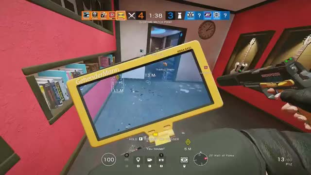 Watch and share Rainbow6 GIFs and Siege GIFs by fall3nking on Gfycat