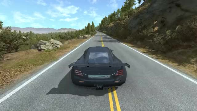 Watch and share BeamNG.Drive Automation Beta - Hypercar Highway Run GIFs by Serzari on Gfycat