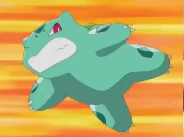 Watch and share Bulbasaur GIFs by doctorgecko on Gfycat