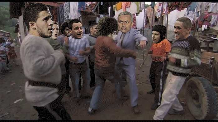 mourinhogifs, soccer, Chelsea FC GIFs