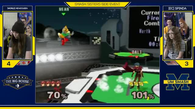Watch Smash Sisters: East Coast vs The World - TBH6 Competitive Crews GIF on Gfycat. Discover more smashgifs GIFs on Gfycat