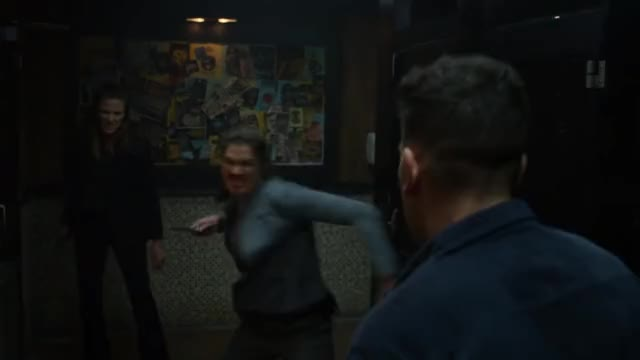 Watch and share Frank Castle GIFs and The Punisher GIFs by Subline on Gfycat