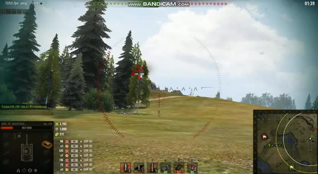 Watch and share WorldOfTanks 2019-03-27 17-10-40-714 GIFs on Gfycat