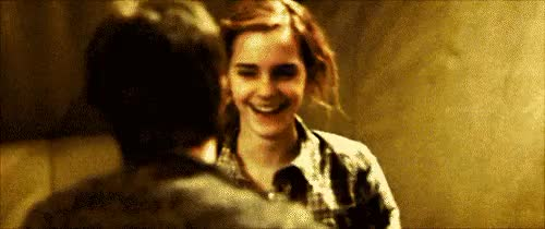 Watch Harmony GIF on Gfycat. Discover more harmione, harmony, harry and hermione, harry potter, harry x hermione, hermione granger, hermione x harry, hhr, the ultimate otp GIFs on Gfycat