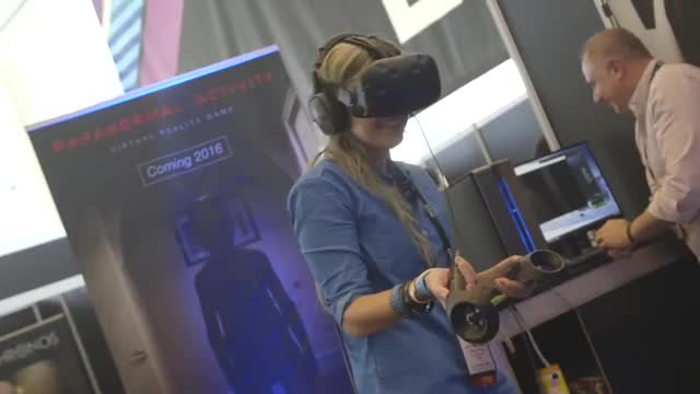 Alanah Pearce - Virtual Reality scare
