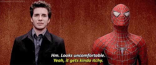 Watch and share Tobey Maguire GIFs and Spider Man 2 GIFs on Gfycat