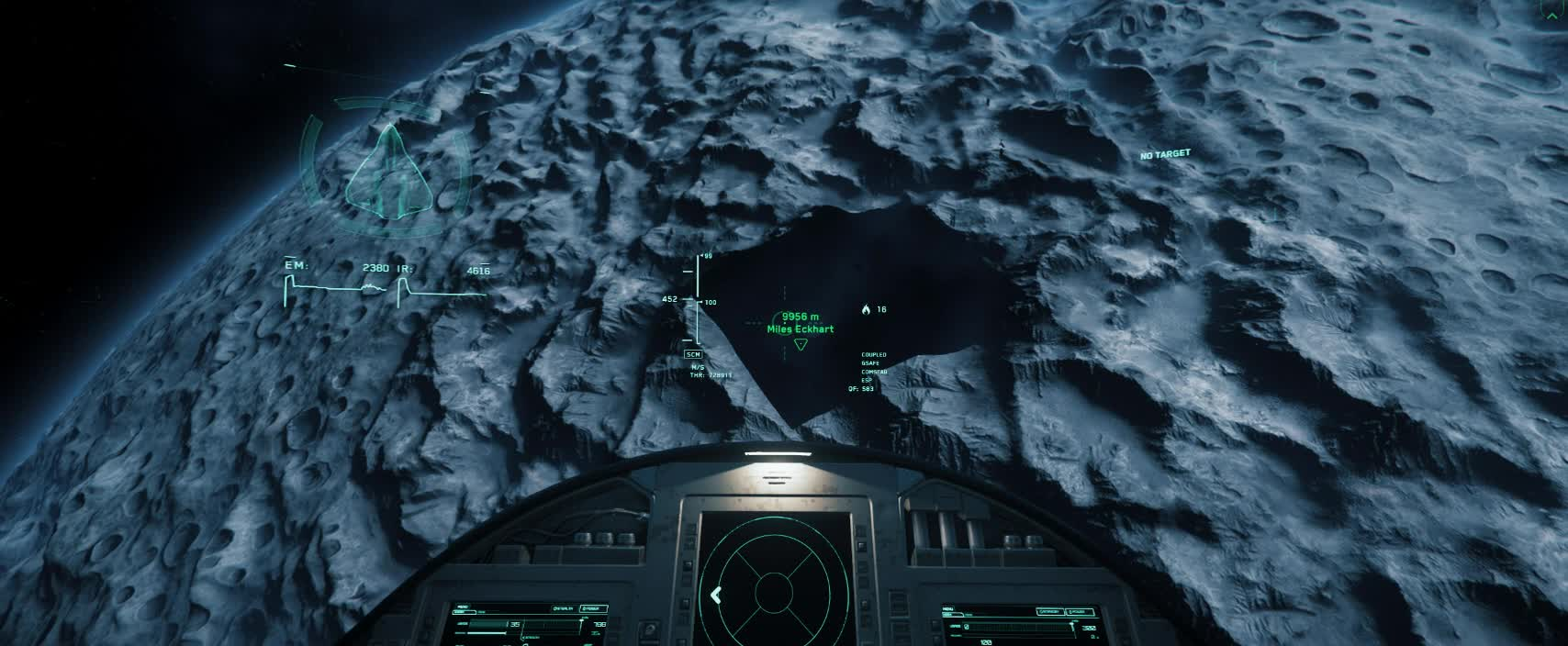 Landing, Star Citizen, Squadron 42 - Star Citizen MS GIFs