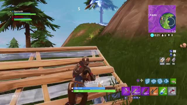 Watch When the shotgun works. GIF by Xbox DVR (@xboxdvr) on Gfycat. Discover more Fortnite, Spartyx86, xbox, xbox dvr, xbox one GIFs on Gfycat