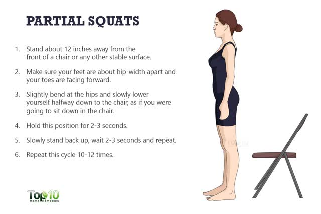 Watch partial squats for knees GIF on Gfycat. Discover more related GIFs on Gfycat