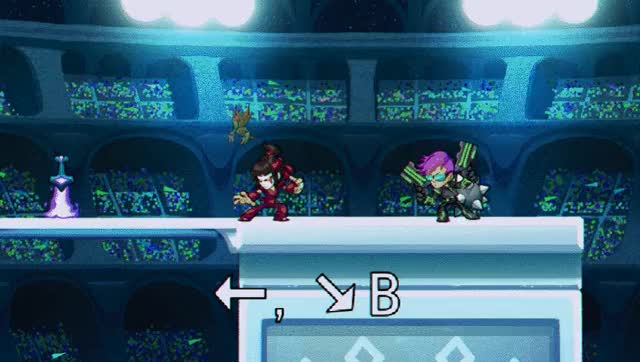 Watch and share Brawlhalla GIFs by Maxie on Gfycat