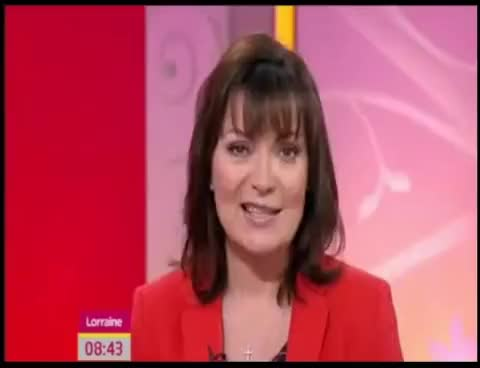Watch this trending GIF on Gfycat. Discover more lorraine kelly, noel fielding GIFs on Gfycat