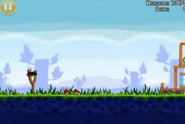 Watch and share Gifs Animados Angry Birds GIFs on Gfycat